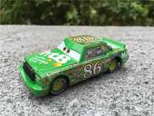 Mattel Disney Pixar Car NO.86 Chick Hicks Metal Toy Cars New Loose