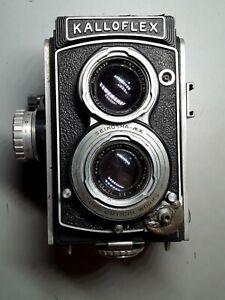 Kalloflex Kowa Optical 2 6x6 Super Rare Vintage Camera Display Model For Parts