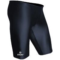 Kiefer Lycra Jammer Shorts Swimming Trunks Black Bottoms Boys Kids UK 24''