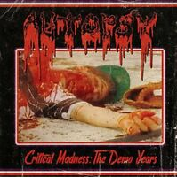 AUTOPSY - CRITICAL MADNESS:THE DEMO YEARS   CD NEU