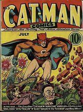 Catman Comics #3 Photocopy Comic Book