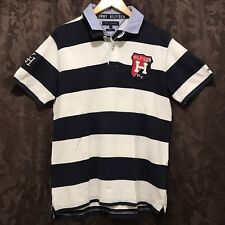 Men's Tommy Hilfiger Button Neck Extra Large Stripe New York