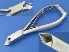 Universal Nagelzange Kopfschneider 2 in 1 Gebogen für Fußpflege Pediküre Nägel