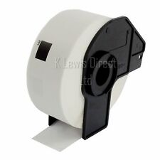5x Brother Compatible DK-11201 Printer Labels 29x90 Roll+Spool for QL-560 QL-570