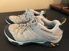 L18 Merrell Moab Ventilator Taupe Womens Size 9 Hiking Trail Shoes