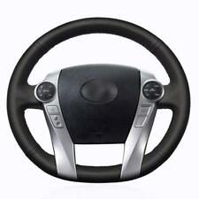Artificial Leather Steering Wheel Cover for Toyota Prius 2009-2015  Aqua 2014-15