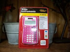 Texas Instruments Girls Scientific Calculator Ti-30Xiis Algebra Statistics Math