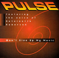 Antoinette Robinson : Wont Give Up My Music CD