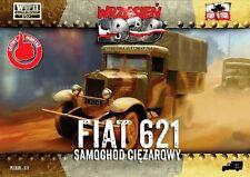 FIAT 621-Camion militare (esercito polacco MKGS, settembre 1939) 1/72 prima a battermi