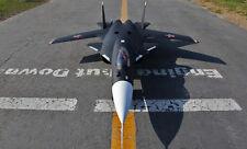 LX RC Jet 59.1in SU47 Berkut KIT Plane Model Twin 70mm EDF EPS W/O Battery&Radio
