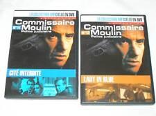 LOT 2 DVD COMMISSAIRE MOULIN N°11 ET N° 12 / TRES BON ETAT