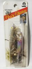 Stanley Jigs Stanley-Minnow 016 mixed Fishing Lures New Old Stock lonnie stanley