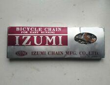 Izumi 1/8 Standard Track/Fixed Chain In Silver