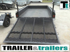 10x6 Tandem Plant Trailer Drop Ramp ***CHRISTMAS SPECIAL - FREE TRAILER LOCK***