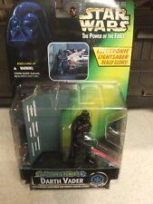 Star Wars Deluxe Power FX Darth Vader Kenner 1996 3.75 Action Figure