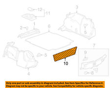 GM OEM Interior-Rear-Cargo Net 23426655