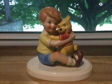 Goebel Disneyana Christopher Robin Winnie the Pooh Friends Forever Limited Ed.