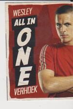 C1000 2012 Stars of Football Dutch tradingcard / sticker #25 Wesley Verhoek