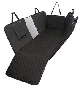 Dog Seat Cover Waterproof Non-Slip Dog Travel Hammock for Cars Trucks