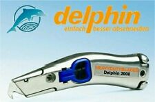 DOLPHIN / DELPHIN 2000  CARPET FITTERS KNIFE HANDLE & HOLSTER. QUICK OPENING!