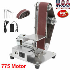 Mini Electric Belt Sander Multifunctional Grinder DIY Polishing Grinding Machine