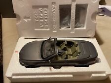 1/18 Bmw Seri 6 Cabrio Kyosho