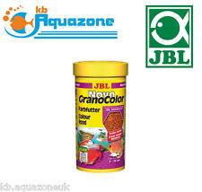 JBL Novo GranoColor Click 250ml Food Granules for Aquarium Fish