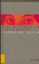 Interêl, 5 peintres intérieur précoces moderne valadon Modersohn-Becker Münter Delauny popowa