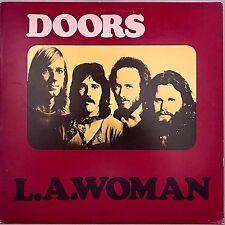 """THE DOORS """"L.A. Woman"""" Vinyl LP - 1974 Elektra EKS-75011 EX / EX"""