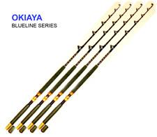 Saltwater Fishing Rods 50-80Lb(4 Pack) Rods For Okiaya, Penn, Shimano Reels 6ft