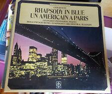 RHAPSODY IN BLUE , UN AMERICAIN A PARIS - GERSHWIN - 33 TOURS