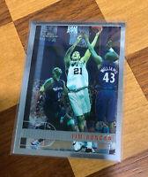 1997 Topps Chrome #115 Tim Duncan RC Rookie Spurs BGS PSA Ready GEM MINT??