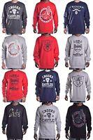 Crooks & Castles Men's Mix Match Pullover Sweatshirt Choose Style & Size