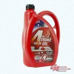 4L SAE 30 4 Stroke Oil