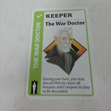 Looney Labs Fluxx The War Doctor Promo Card NEW
