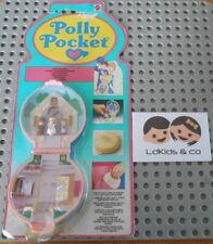 Polly Pocket BLUEBIRD MATTEL 1989 Nancy's Wedding Day CHAPELLE MARIAGE NEUF NEW