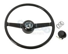 "1940 FORD DELUXE GM READY 15"" STEERING WHEEL"