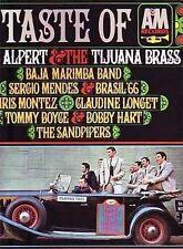 Taste of A&M . Boyce & Hart, Claudine Longet, Chris Montez, Alpert, Mendes . LP