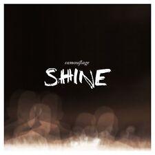 """CAMOUFLAGE Shine (+Remixe) 12"""" VINYL 2015"""
