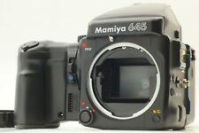 【Near MINT】 MAMIYA 645 Pro Body + AE Prism Finder + 120 Film Back from Japan