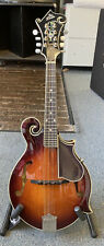 The Loar F Style Mandolin LM-500/VS with Hard Shell Case