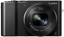 Panasonic Lumix DMC-TZ100EBK Compact Digital Camera - Black