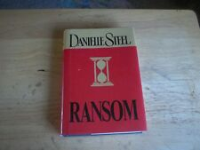 RANSOM by Danielle Steel (2004, Hardcover)