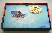 Marvel Comics Disney Doctor Strange Lapel 2 Pin Set New NOS Limited Edition 1000