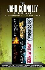 John CONNOLLY / CHARLIE PARKER COLLECTION - Vol 4     [ Audiobook ]