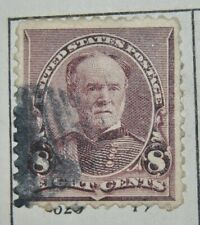 8 Cents - 1890-93 - Perf. 12 - USA