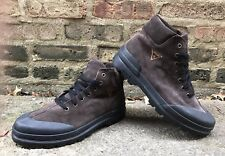 NEW VINTAGE GUESS JEANS BOOTS USA CANVAS ASAP ROCKY SIZE 12 DEADSTOCK