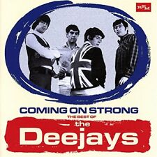 The Deejays - Coming On Strong The Best Of The Deejays [CD]