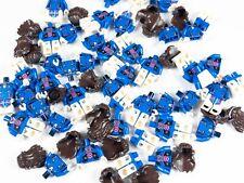 New Lot of LEGO D.Va Torsos Legs & Hairpieces 75973
