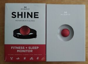 MISFIT SHINE Motivation at a Glance Fitness + Sleep Monitor - Pre-owned! Free Sh